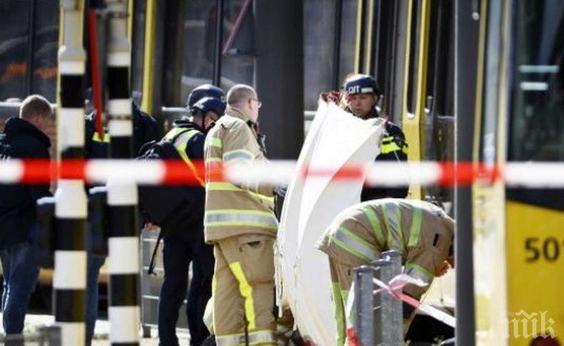 КРЪВ В ХОЛАНДИЯ! Масова стрелба в град Дордрехт, има убити