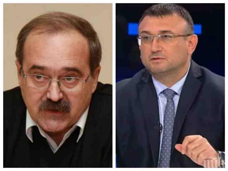 ИЗВЪНРЕДНО! Вътрешният министър Младен Маринов с горещи подробности за ареста на Юрий Борисов