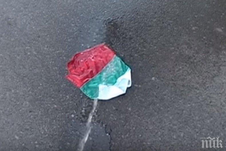 Заради изгореното българско знаме в Мелбърн: Посланикът ни в Австралия иска местните власти да накажат виновните