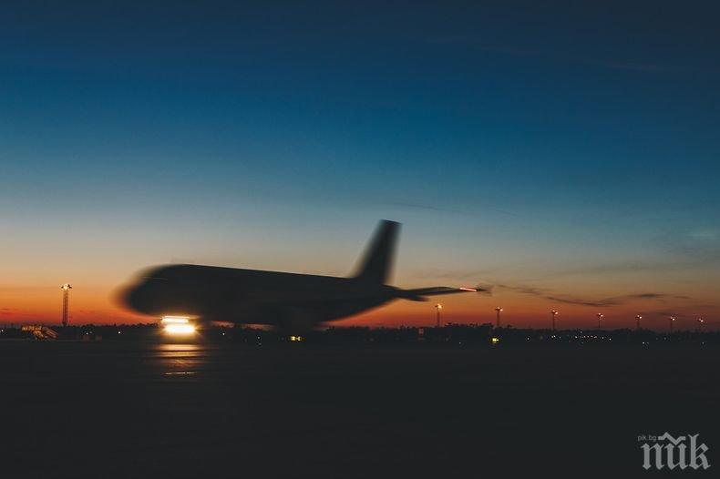 Двама загинали при самолетна катастрофа в щата Невада