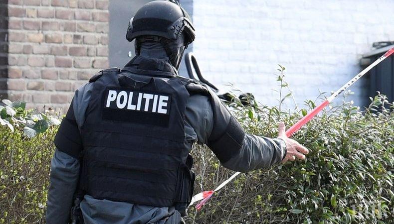 ГОРЕЩО: Първи подробности за стрелбата в холандския град Дордрехт