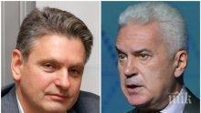 ГОРЕЩА ТЕМА - Волен Сидеров за ареста на Малинов: Ставаме играчка в геополитическа игра, но това не е добре за нас