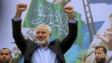 """""""Хамас"""" скочи срещу анксирането на Долината на река Йордан"""