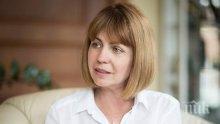 ОСТРО: Фандъкова отговори на Мая Манолова - излиза в отпуск на старта на кампанията