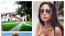 """УНИКУМ: Шефката на силиконките се обяви за модната икона на """"Фермата"""" - Мариана Маринова се фука с 1300 бански и 700 чифта обувки (СНИМКИ)"""
