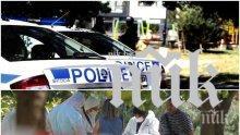 Издирван в чужбина убиец на строител се крил 10 дни в софийски гараж
