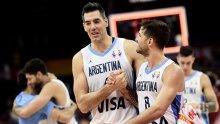 ТИТАНИЧЕН СБЛЪСЪК: Испания и Аржентина са на финал на световното по баскетбол