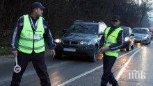 Осъждан шофьор пробва да подкупи патрул със 150 лева