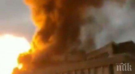 Ракета е експлодирала в близост до американското посолство в Афганистан