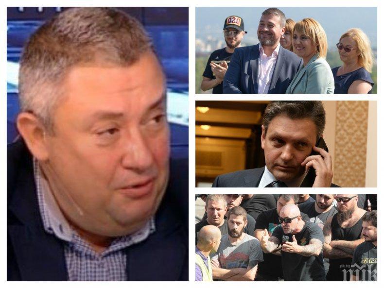 САМО В ПИК TV: Седесарят Илия Лазаров с разкрития за щурма на Мая Манолова, заговора за държавен преврат и шпионския скандал (ОБНОВЕНА)
