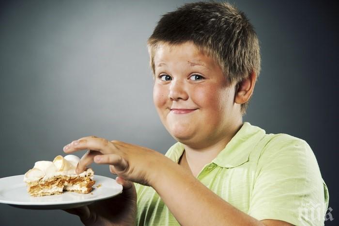 ТРЕВОЖНА ДАННИ: Децата ни - дебели и с намалено зрение