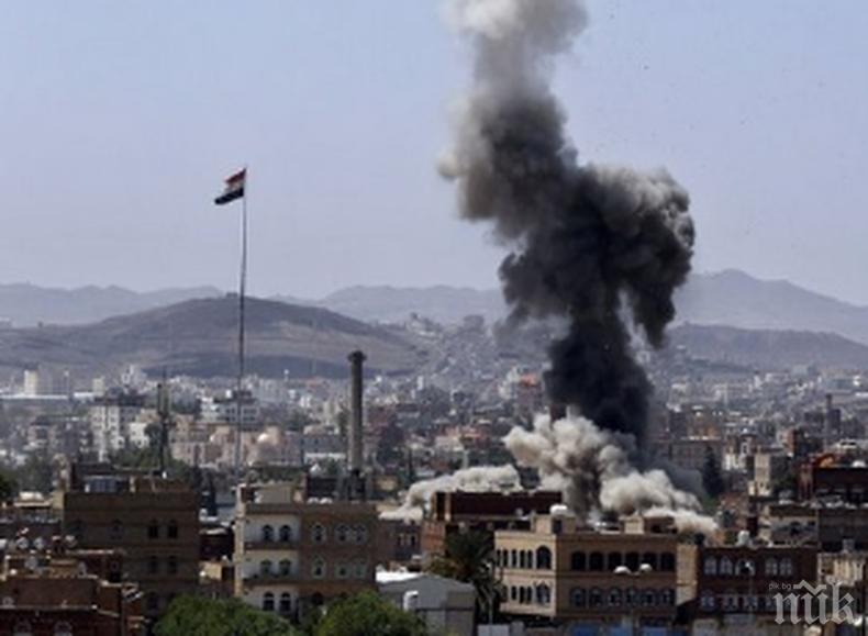 Атаката с безпилотни самолети в Саудитска Арабия е сериозна ескалация на войната в Йемен
