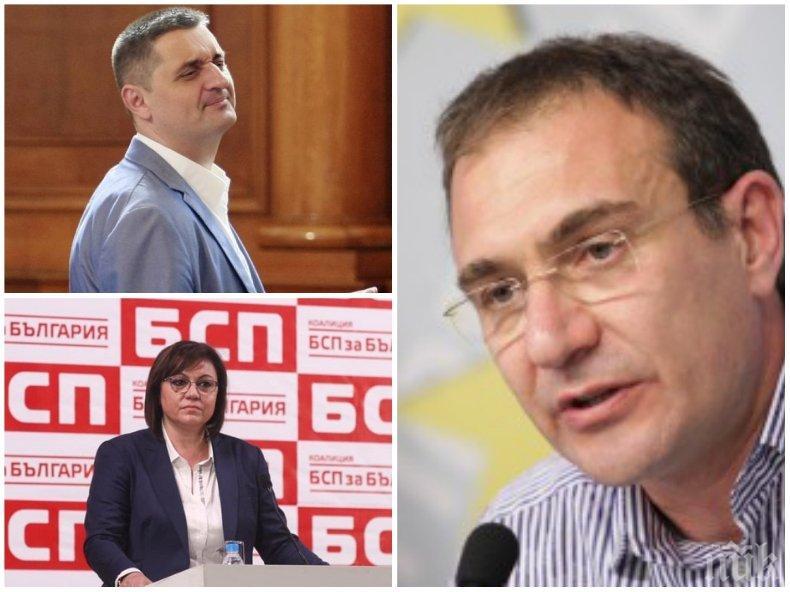 ЧЕРВЕНИ СТРАСТИ: Бурни скандали на конференцията на БСП във Варна - партията остава без кандидат за кмет, социалисти освиркват Кирил Добрев
