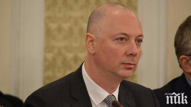 Росен Желязков: До няколко седмици ще бъде представена концепцията, свързана със Закона за движението по пътищата