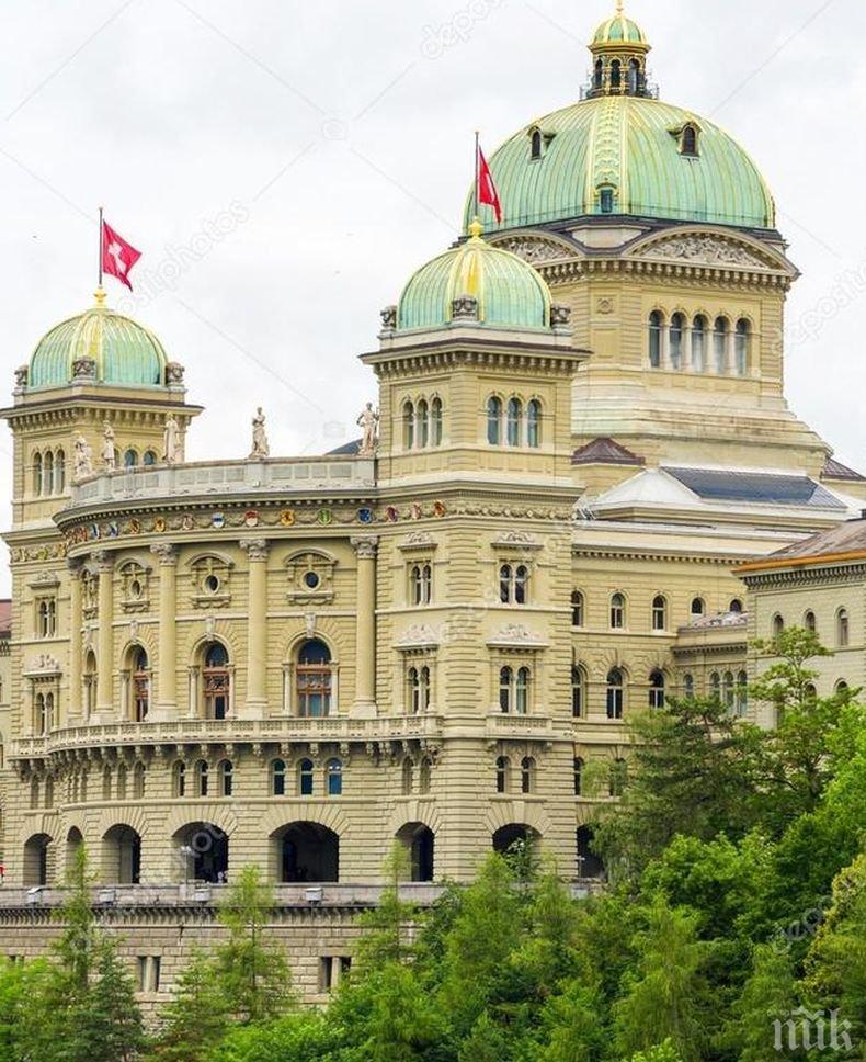 Швейцарските бащи ще получават двуседмичен отпуск след раждане на детето им