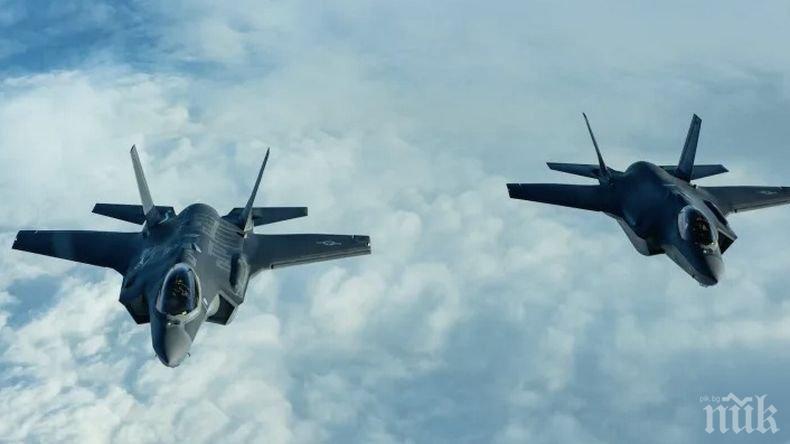 САЩ одобри продажбата на 32 самолета Ф-35 на Полша за 6,5 млрд. долара