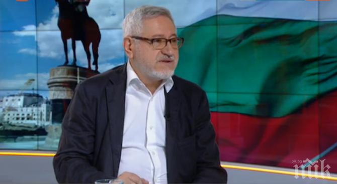 ПРЕГОВОРИТЕ ЗАЦИКЛИХА! Проф. Ангел Димитров: Македонските ни колеги не искат да се отделят от историята си, не можем да се разберем и за Гоце Делчев