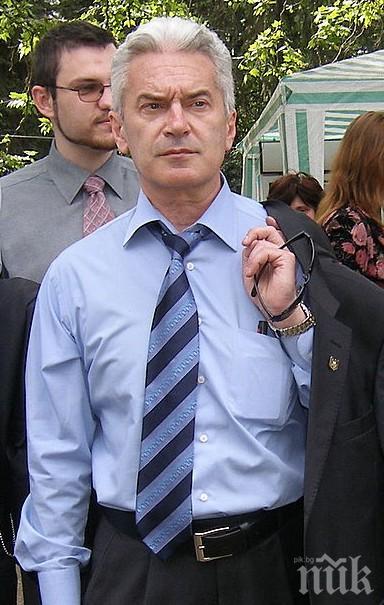 Инициативен комитет издига Волен Сидеров за кмет на София - искат забрана на гей парада