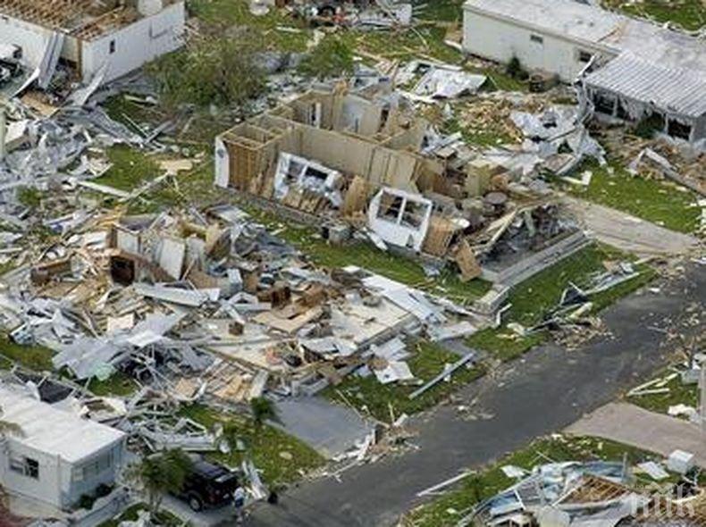 """Серина Уилямс с дарение за пострадалите от урагана """"Дориан"""" на Бахамите"""