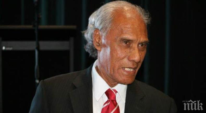 Премиерът на Кралство Тонга почина в Нова Зеландия