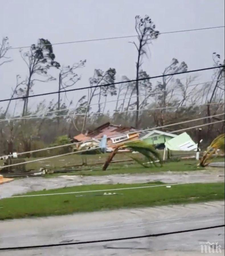 """Над 2 хил. души са в неизвестност след урагана """"Дориан"""" на Бахамите"""