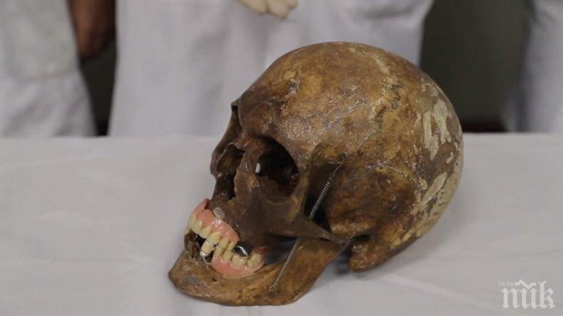 Откриха масов гроб с роми в бивш нацистки концлагер