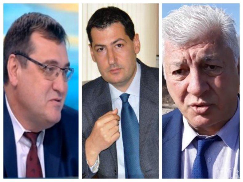 ТЕХНОЛОГИЯ: Славчо Атанасов разви теория как се купуват изборите в Пловдив