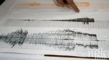 Трус с магнитуд 5,7 по Рихтер разлюля Аляска