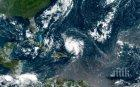 """БЕДСТВИЕТО НАБЛИЖАВА: Тропическата буря """"Умберто"""" се усили - чакат да се превърне в ураган"""