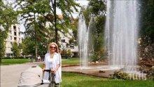 МАМА-ЧУДО: Йоанна Драгнева работи и по време на майчинството