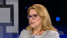 Деница Златева разкри какво е общото между Румен Радев и Мая Манолова