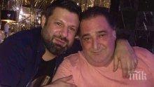 Тони Стораро омъжи дъщерята на Василис Карас