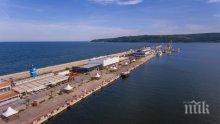 Издирват 22-годишен белгиец, паднал от яхта в района на Морска гара - Варна