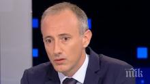 Красимир Вълчев: Очакват ни трудни години
