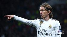 Реал Мадрид с трудна победа у дома срещу Леванте