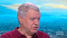 Проф. Михаил Константинов: Всяко предприятие или институция трябва да имат стабилен отдел за киберсигурност