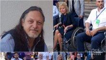 Пиар експертът Нидал Алгафари пред ПИК за акцията с инвалидните колички: Нелепо и неетично! Политика не се прави с показност - в ръцете на Хитлер е имало много деца в кампаниите, които после са избити в концлагерите