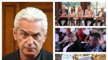 САМО В ПИК TV: Волен Сидеров с разкрития за битката в София и заверата около кандидатурата на Мая Манолова (ОБНОВЕНА)