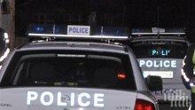 Полицаи си спретнаха гонка с БМВ за наркотици