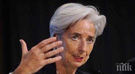 Гласуват номинацията на Кристин Лагард за председател на Европейската централна банка