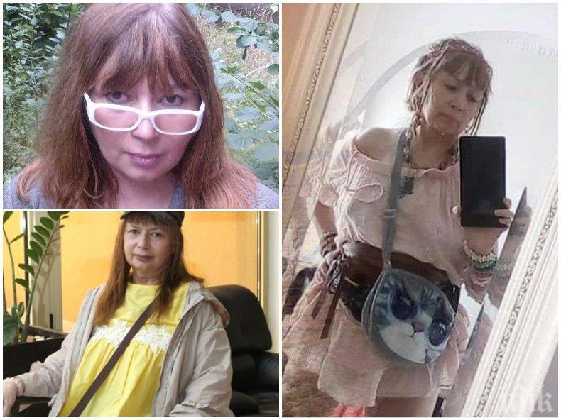 ШОКИРАЩИ РАЗКРИТИЯ! След пожара в дома й жената-сензор Мая Попова стенела обгорена: Защо ми трябваше това...