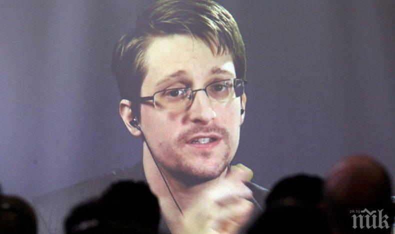 САЩ заведоха съдебен иск срещу Едуард Сноудън