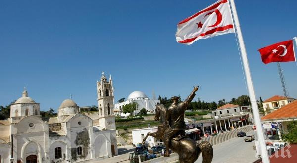 НАПРЕЖЕНИЕ: Кипър поставя остър въпрос пред ЕС и ООН срещу турската част на острова