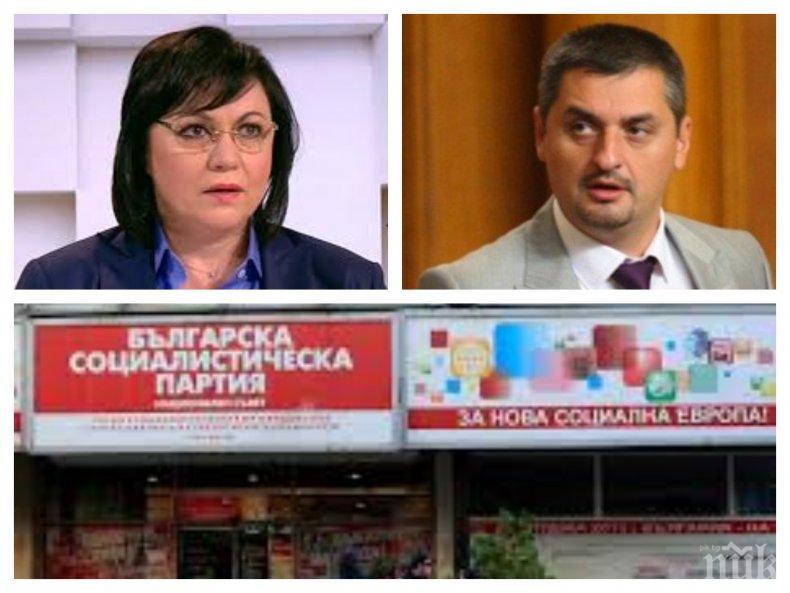 СЛЕД ТРИ ГОДИНИ ПАРТИЙНИ РЕФОРМИ НА НИНОВА: БСП в тежка кадрова криза - няма социалисти за кандидат-кметове