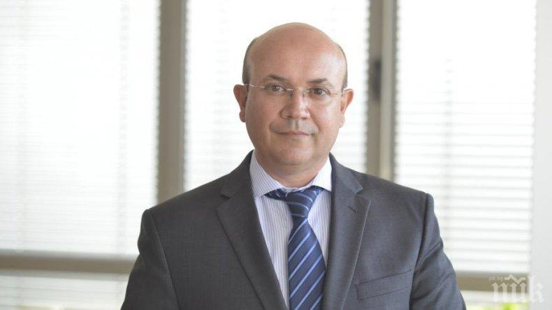 Българската фондова борса с нов изпълнителен директор