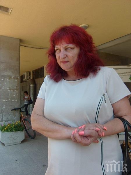 Провалената кметица на Бобов дол Елза Величкова с опит да превземе отново общината чрез хората на БСП и подсъдимия Иво Прокопиев