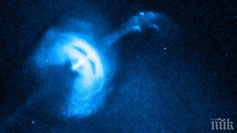 КОСМИЧЕСКИ ТАЙНИ: Астрономи откриха най-масивната неутронна звезда