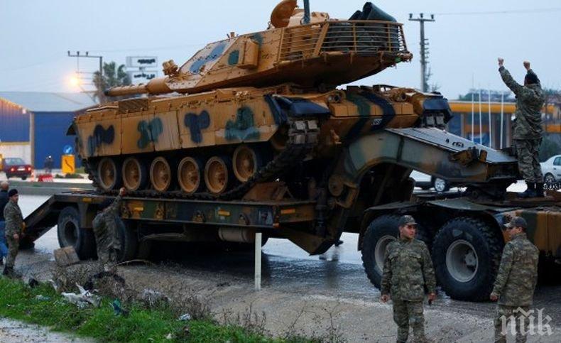 Русия обвини САЩ за ескалацията на ситуацията в Сирия