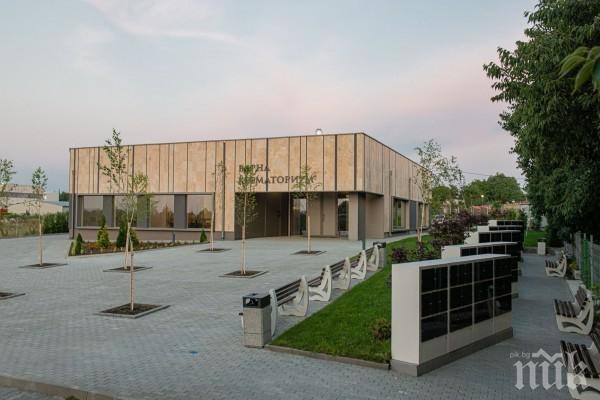 Главният архитект на Варна шокира: Крематориумът е ценна придобивка за града