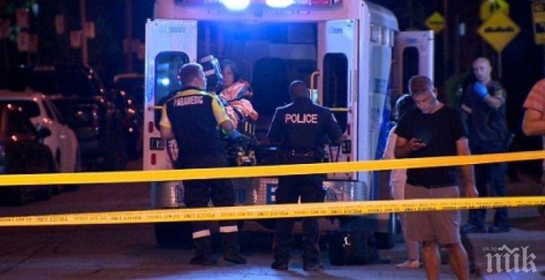 Един загинал при стрелба в Канада
